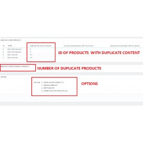 DUPLICATE CONTENT CHECKER