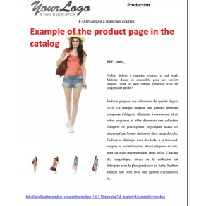 Module	SIMPLE PDF CATALOG CREATOR